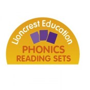 Lioncrest Education Phonics Reading Sets